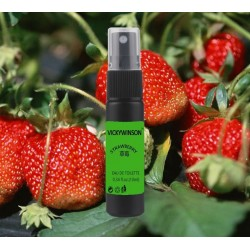 Strawberry fragrance - body spray - perfume 10 ml