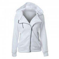 women coat - casual girls basic jackets - zipper cardigan sleeveless jacket - female coats plus size 3xl