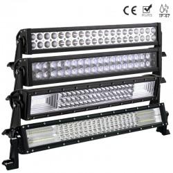 12V 120W LED Light Bar Spot - Flood & Combo 56cm