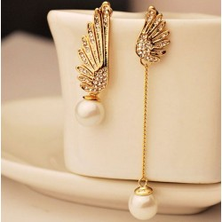Lady Angel Wings Earrings