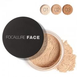 Face loose mat powder - long lasting