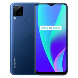 Realme C15 Indonesia Version - dual sim - 6.5 inch - 6000mAh - Android 10 - 3GB 64GB - Helio G35 - 4G