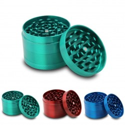 4-layer - Alloy - Herbal Herb - Tobacco Grinder