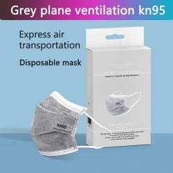 KN95 - anti-bacterial face / mouth masks - 4-layer