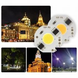 LED Chip - 3W - 5W - 7W - 9W - 220V - Cold white - Warm white