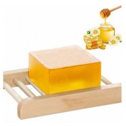Honey Soap - Goat Milk - Remove Acne - - Clean Skin - Blackhead Remover