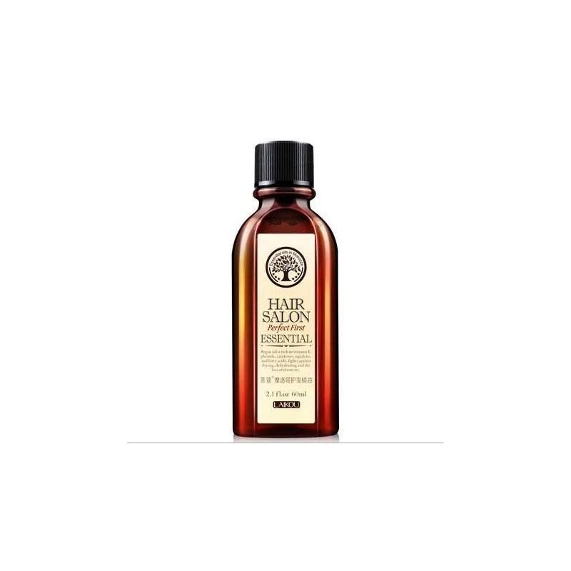 Massage Oil - Moroccan - Pure Argan Oil - Hair Care - 60ml - Dry Types & Scalp