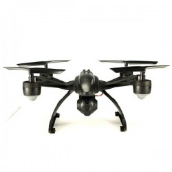 JXD - 509W - WiFi - FPV - 720P Camera - Headless Mode - High Hold Mode - 2.4GHZ - 4CH - 6-Aixs
