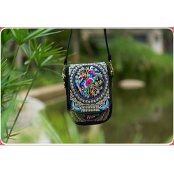Embroidery - Floral - Shoulder bags