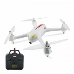 MJX B2C Bugs 2C - Brushless - 1080P HD Camera - GPS - RTF - White - Standard Version