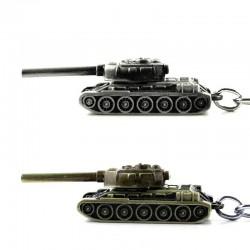 3D tank - keychain