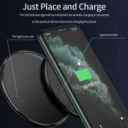 Qi Wireless Charger - iPhone 11 Pro - 8 - X - XR - XS - 10W - Fast Wireless