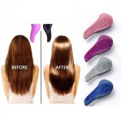 Mini comb - anti-static hair brush