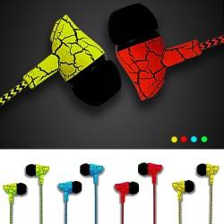 MP3 MP4 - 3.5mm in-ear earphones - stereo headphones