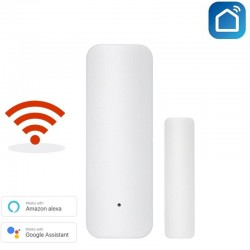 Smart WiFi sensor - door open / closed detector - WiFi - Alexa - Google