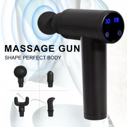 Rechargeable massage gun - body relaxation