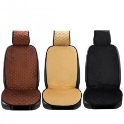 Electric car seat cover - heated cushion - 12V