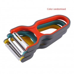 Multifunctional vegetable / fruit peeler - 3 pieces
