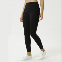 Women's leggings - fitness - yoga - high waist - sweat absorbent