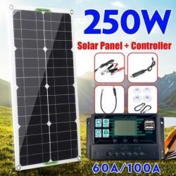 Solar - panel kit 250w -...