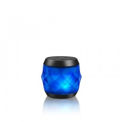 M&J - mini wireless speaker - with lanyard - Bluetooth - LED