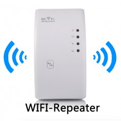 Wifi Internet Signal Amplifier Repeater 300Mps