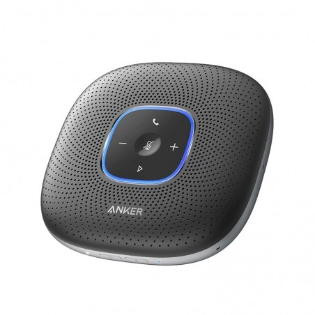 Anker PowerConf - Bluetooth Speakerphone - conference speaker - with 6 microphones - voice pickup - 24h call time