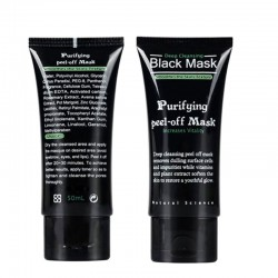 Blackhead & acne remover - deep cleansing purifying peel off face mask 50 ml