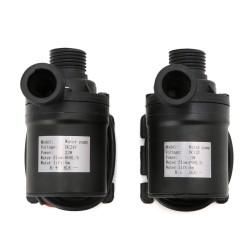 12V - 24V Brushless Motor Water Circulation Submersibles Pump 800LH 5m