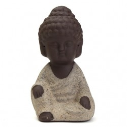Mini Monk Figurine Buddha Statue
