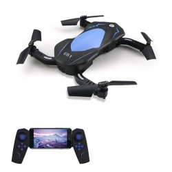 Eachine E51 WiFi FPV 720P Camera Foldable RC Quadcopter Drone RTF