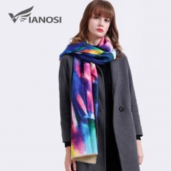 Wool & Cashmere Warm Fashion Scarf