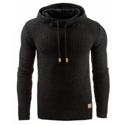 Men's Long Sleeve Hoodie Sweatshirt