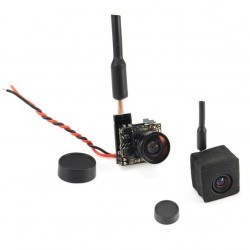 CM275T 5.8G 25mW 48CH NTSC/PAL Mini VTX 600TVL FPV Camera For Micro FPV Racer