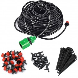 Micro Drip Irrigation Kit 5m - 15m - 25m Plants Garden Watering System