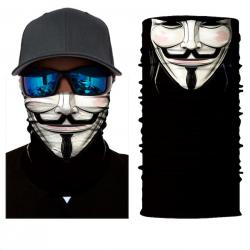 Motorcycle scarf - face mask - balaclava