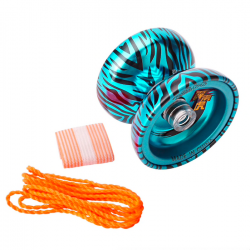 High speed bearings yoyo toy with string