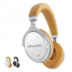 Bluedio F2 Bluetooth noise cancelling headphones wireless headset