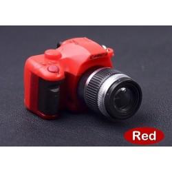 Camera keychain with flashing LED & sound