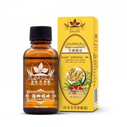 Pure essential - ginger massage oil 30ml