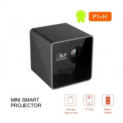 P1+ Wifi mini HD projector support Miracast DLNA
