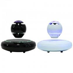 360 degree rotation - magnetic levitation - wireless Bluetooth speaker