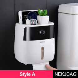 Modern design wall mount toilet paper dispenser - waterproof