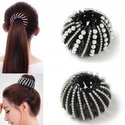Hair claw - bun & doughnut maker - hairpin