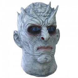 The Night King - full face latex mask for Halloween