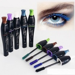 Long lasting colorful mascara - waterproof