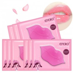 Crystal collagen lip mask - moisturising - anti-wrinkle patches