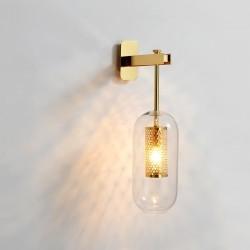 E27 220V - retro industrial metal wall lamp light